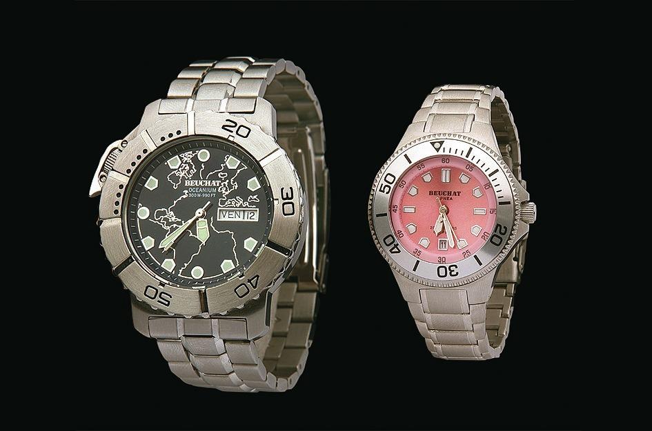 Travel Digest – Vyhrajte dámské a pánské vodotěsné hodinky zn. Beuchat c875a4bac9