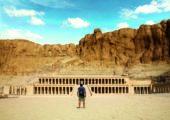 Malý princ a tajemství egyptské pouště