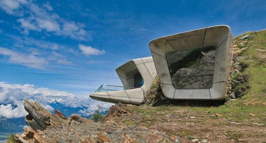 Muzeum těží především z fantastické polohy. Foto: Eliška Rybář