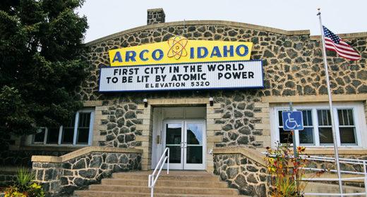 Idaho nejsou jenom brambory