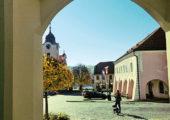 Bechyně patří mezi nejmalebnější jihočeská města. Foto: V. Kratochvílová