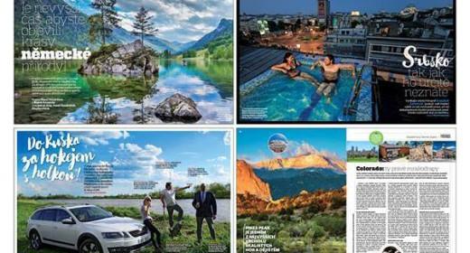 Vychází nové číslo časopisu Travel Digest