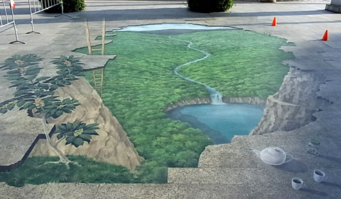 Street art táhne cestovatele do Prahy
