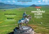 Aktuální číslo časopisu Travel Digest