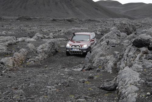 Island cestou necestou
