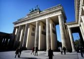Braniborská brána. Taková berlínská akropole (foto: berlin.de)