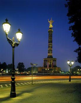 Berlín - Sigessaeule