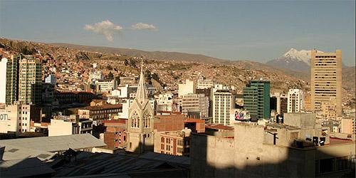 Bolívie - La Paz