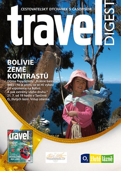 Bolívie - pozvánka