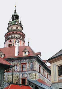 Český Krumlov – ikona plná historie