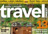 Kam vás vezme nové číslo Travel Digest?