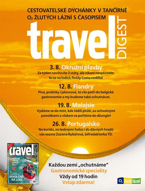 Cestovatelské dýchanky - srpen 2009