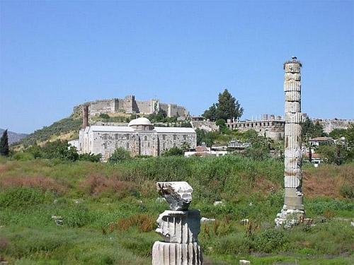 Za sedmi divy světa: Artemidin chrám v Efesu