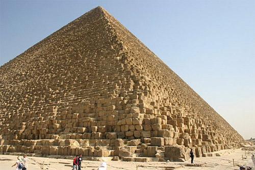 Za sedmi divy světa: Egyptské pyramidy