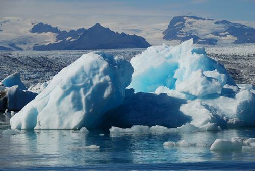 Island po sopce: pro turisty žádný problém!
