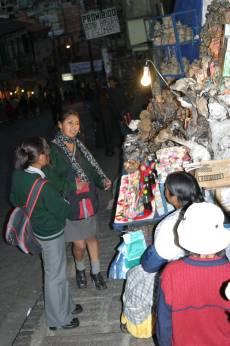 La Paz - holky