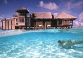 Tak takhle si budete užívat na Maledivách