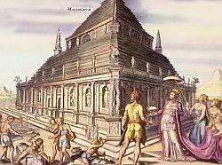 Mauzoleum v Halikarnassu