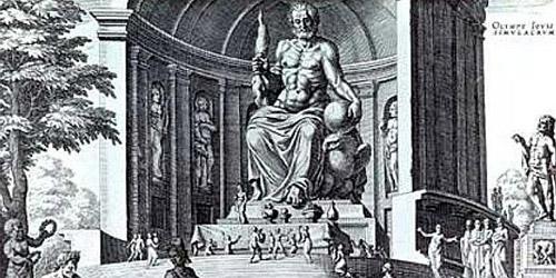 Za sedmi divy světa: Feidiův Zeus v Olympii