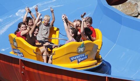 České děti (i rodiče) objevují Bayern Park