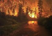 Na cestách se můžete nachomýtnout k lečcemus. Třeba v takové Kalifornii hořívá v létě každou chvíli (foto: USgov)