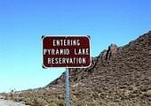 Vítejte v jedné z nejchudších rezervací v USA (foto: autor)