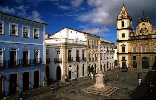Salvador: Candomblé aneb tanec, který sbližuje s bohy