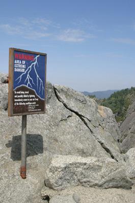 Sequia Park - Moro Rock