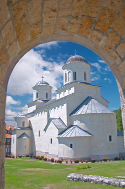 Srbsko se otevírá, pro vstup stačí jen občanka