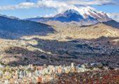 Vysokohorská poloha La Pazu je skutečně neuvěřitelná. Foto: Shutterstock