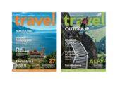Dubnový Travel Digest s přílohou Outdoor již na stáncích